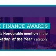 GroFin receives Global SME Finance Awards Honorable Mention