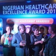 GroFin Nigeria wins Nigerian Healthcare Excellence Award 2019