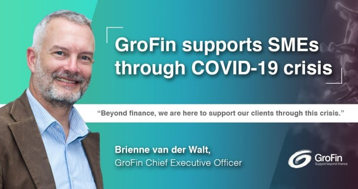GroFin COVID-19 support