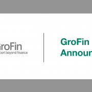 GroFin CEO Announcement