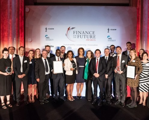 GroFin wins 2018 Finance for the Future Awards