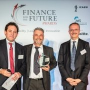 GroFin wins 2018 Finance for the Future Awards in Building Sustainable Financial Products category