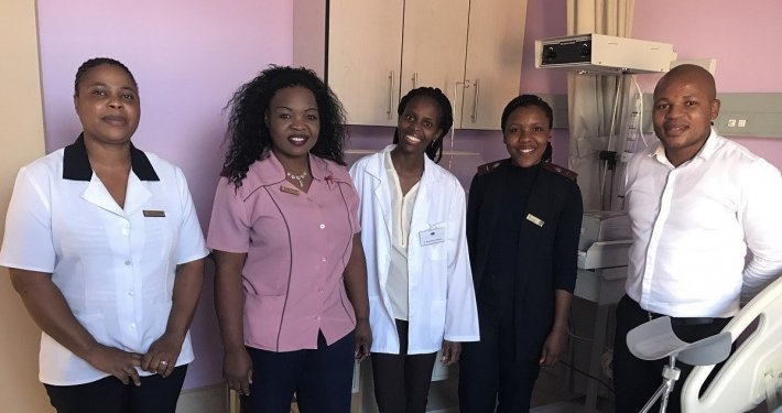 GroFin South Africa client Ebony Clinic